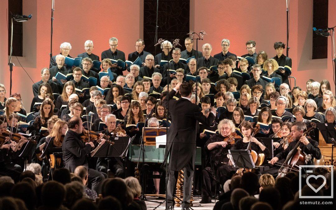 """Concert 2018 Le """"Messie"""" de Haendel"""